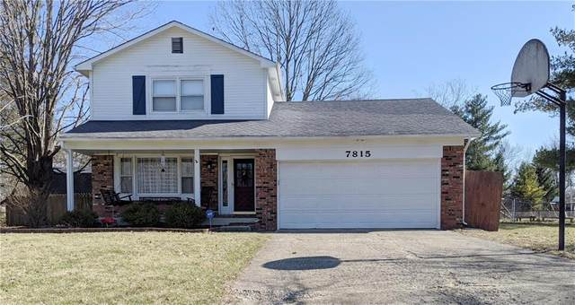 7815 Alapaka Court, Indianapolis, IN 46217 (MLS #21696045) :: The Indy Property Source