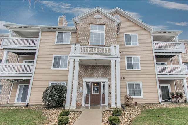 5011 Opal Ridge Lane #207, Indianapolis, IN 46237 (MLS #21696066) :: The ORR Home Selling Team