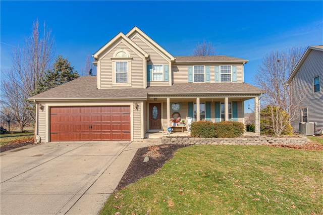 7848 Cobblesprings Drive, Avon, IN 46123 (MLS #21696095) :: The Indy Property Source