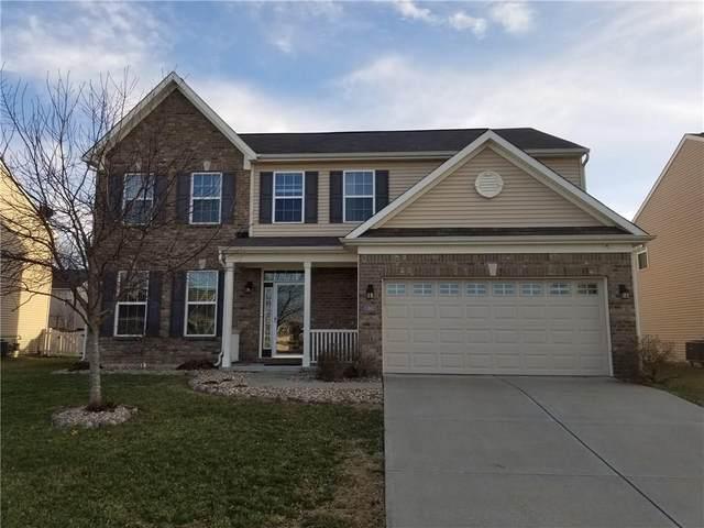 1163 Switchback Drive, Greenwood, IN 46143 (MLS #21696097) :: Heard Real Estate Team | eXp Realty, LLC