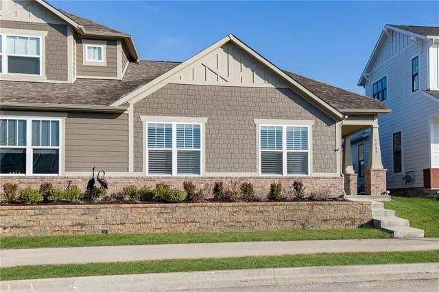 7092 Cherry Creek Boulevard, Carmel, IN 46033 (MLS #21696137) :: AR/haus Group Realty