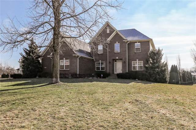 10087 Wildwood Drive, Zionsville, IN 46077 (MLS #21696144) :: The Indy Property Source