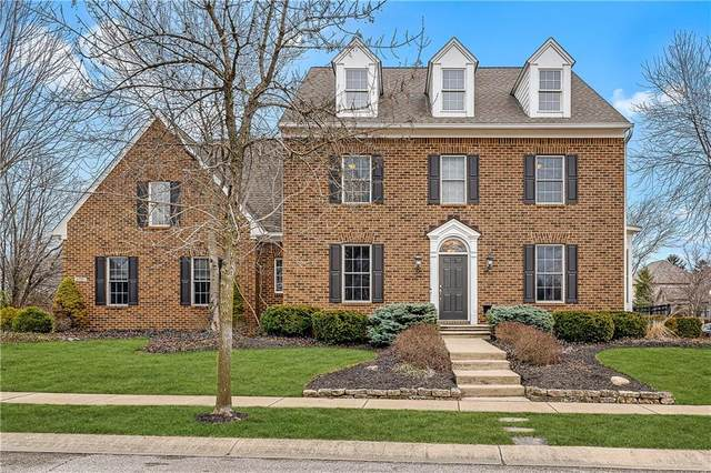 6739 Jons Station Street, Zionsville, IN 46077 (MLS #21696145) :: The Evelo Team