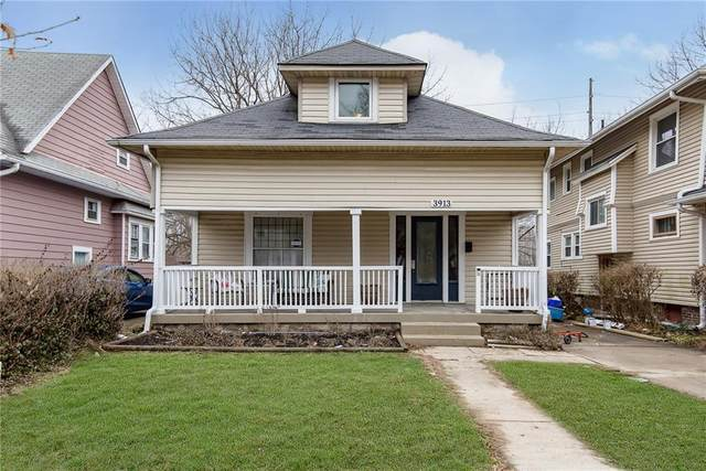 3913 Graceland Avenue, Indianapolis, IN 46208 (MLS #21696156) :: The Indy Property Source