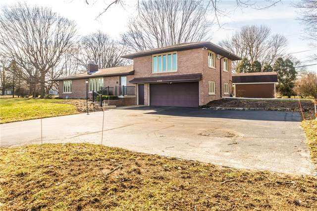 11045 Southeastern Avenue, Indianapolis, IN 46259 (MLS #21696165) :: Mike Price Realty Team - RE/MAX Centerstone
