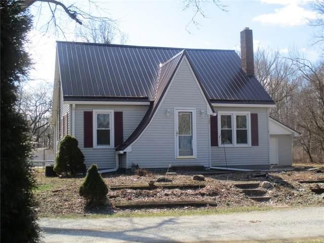 289 W Oak Hill Road, Crawfordsville, IN 47933 (MLS #21696168) :: Richwine Elite Group