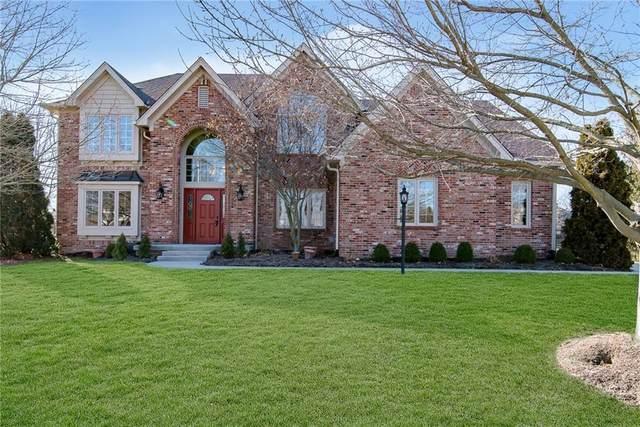 13910 Woods Edge Court, Carmel, IN 46032 (MLS #21696190) :: Heard Real Estate Team   eXp Realty, LLC