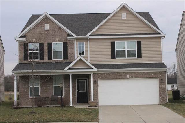 2130 Lakecrest Drive, Columbus, IN 47201 (MLS #21696214) :: Richwine Elite Group