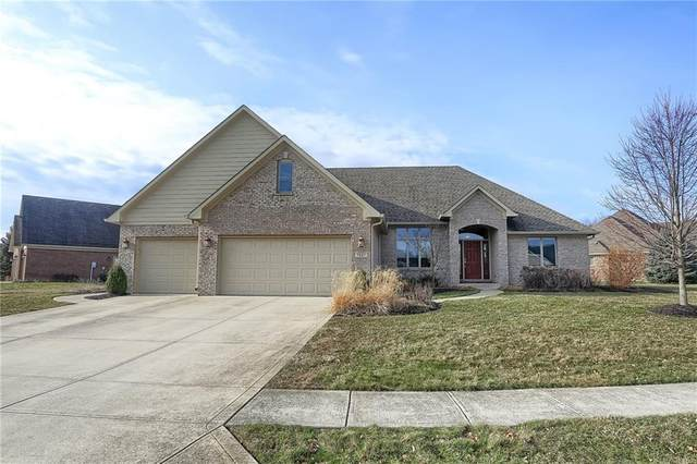 7907 White Pine Drive, Avon, IN 46123 (MLS #21696215) :: The Indy Property Source