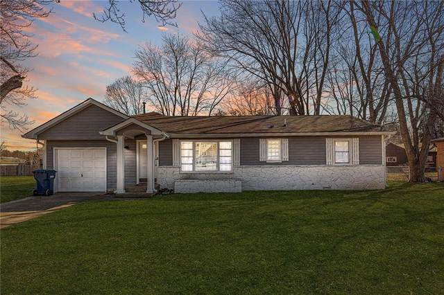 14543 Allisonville Road, Fishers, IN 46038 (MLS #21696226) :: The Indy Property Source