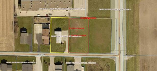 00 W 400 North, Greenfield, IN 46140 (MLS #21696235) :: The Indy Property Source
