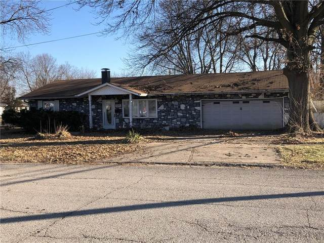 5001 Thrush Drive, Indianapolis, IN 46224 (MLS #21696252) :: Heard Real Estate Team | eXp Realty, LLC