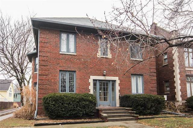 1404 Broadway Street E, Indianapolis, IN 46202 (MLS #21696260) :: AR/haus Group Realty