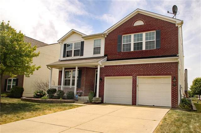 6520 Abby Lane, Zionsville, IN 46077 (MLS #21696286) :: The Indy Property Source