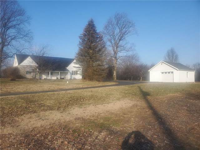 7530 W Mooresville Road, Camby, IN 46113 (MLS #21696288) :: Heard Real Estate Team | eXp Realty, LLC