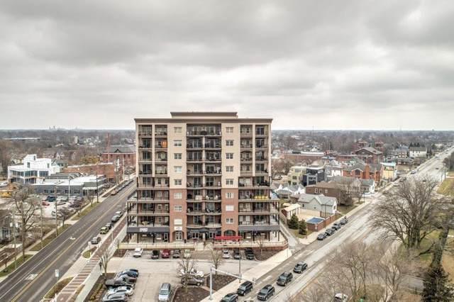 435 Virginia Avenue #706, Indianapolis, IN 46203 (MLS #21696295) :: AR/haus Group Realty