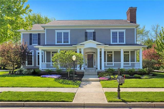 13140 Dumbarton Street, Carmel, IN 46032 (MLS #21696331) :: AR/haus Group Realty