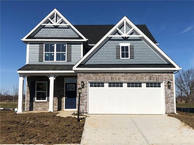 1240 Jack View Drive, Westfield, IN 46074 (MLS #21696332) :: Richwine Elite Group