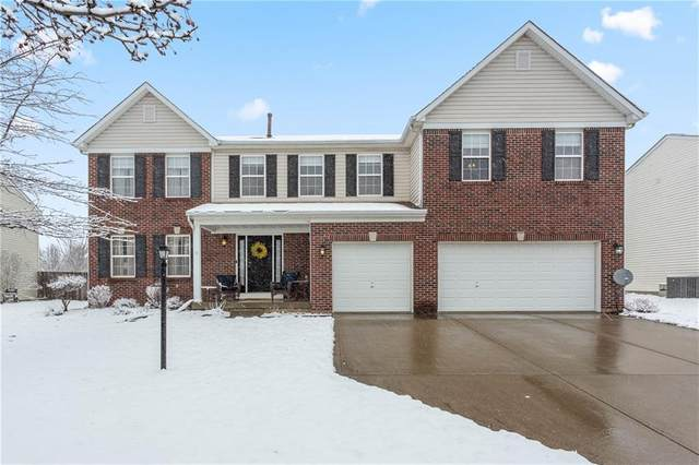 10780 Standish Place, Noblesville, IN 46060 (MLS #21696341) :: The Indy Property Source
