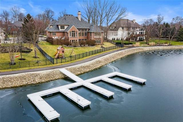 12138 Woods Bay Place, Carmel, IN 46033 (MLS #21696346) :: The Indy Property Source