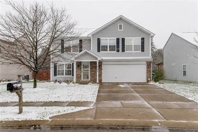 14144 Cliffwood Place, Fishers, IN 46038 (MLS #21696349) :: Richwine Elite Group