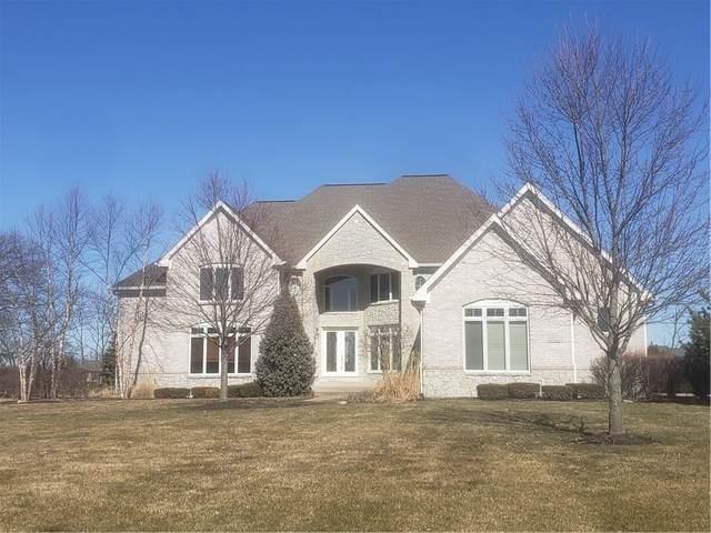 11382 Hanbury Manor Boulevard, Noblesville, IN 46060 (MLS #21696351) :: Richwine Elite Group
