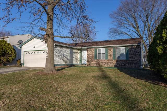 807 N Bremerton Drive, Indianapolis, IN 46229 (MLS #21696355) :: The ORR Home Selling Team