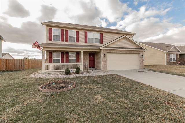 248 School House Drive, Greenfield, IN 46140 (MLS #21696374) :: Richwine Elite Group