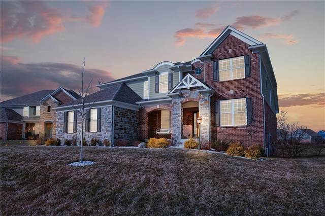 15516 Viking Crusader Court, Westfield, IN 46074 (MLS #21696377) :: Richwine Elite Group