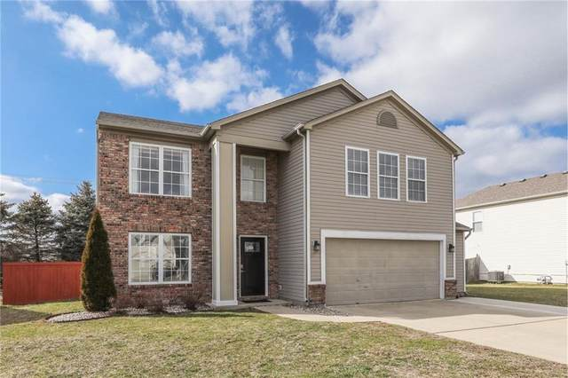 876 Tulip Lane, Greenwood, IN 46143 (MLS #21696385) :: The Indy Property Source