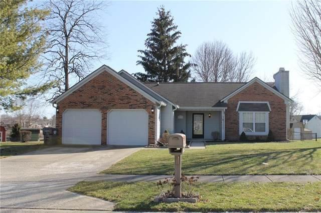 3025 Sable Ridge Lane, Greenwood, IN 46142 (MLS #21696412) :: The Indy Property Source