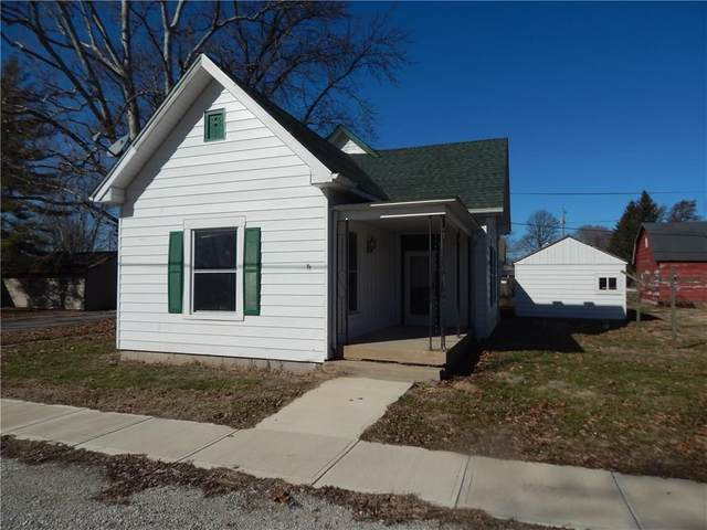 100 W Kentucky Street, Clayton, IN 46118 (MLS #21696420) :: The Indy Property Source