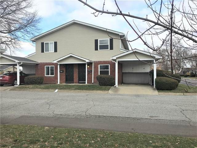 2920 Two Worlds Drive, Columbus, IN 47201 (MLS #21696432) :: AR/haus Group Realty