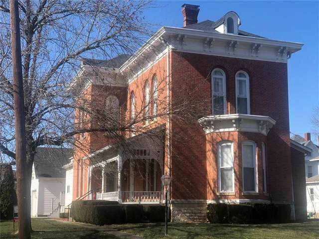 519 N Perkins Street, Rushville, IN 46173 (MLS #21696457) :: Heard Real Estate Team | eXp Realty, LLC