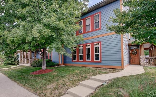 1623 N College Avenue #1, Indianapolis, IN 46202 (MLS #21696462) :: AR/haus Group Realty