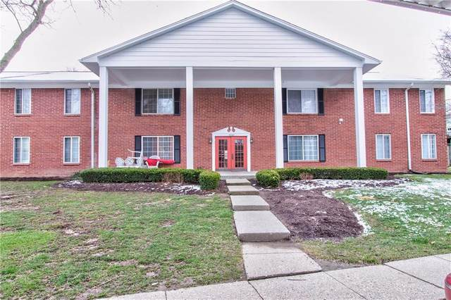 6507 Park Central W Drive, Indianapolis, IN 46260 (MLS #21696466) :: The ORR Home Selling Team