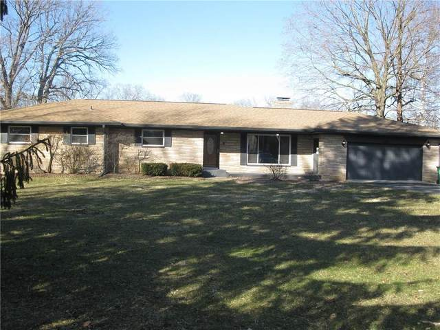 4216 Lakewood Court, Clayton, IN 46118 (MLS #21696486) :: The Indy Property Source