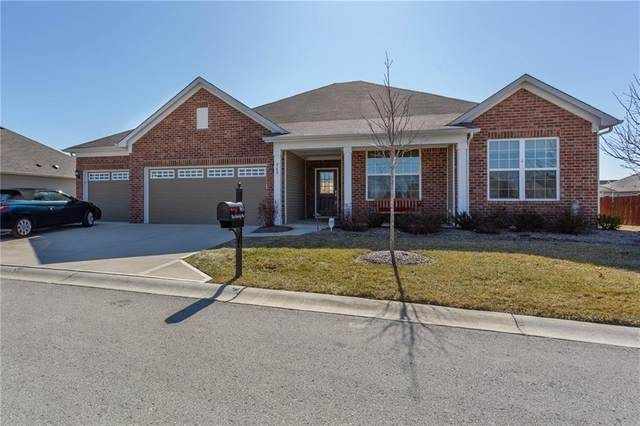 965 W Edenbridge Way, Westfield, IN 46074 (MLS #21696493) :: Richwine Elite Group