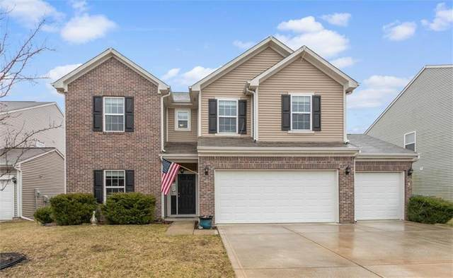 13975 Boulder Canyon Drive, Fishers, IN 46038 (MLS #21696502) :: The Indy Property Source