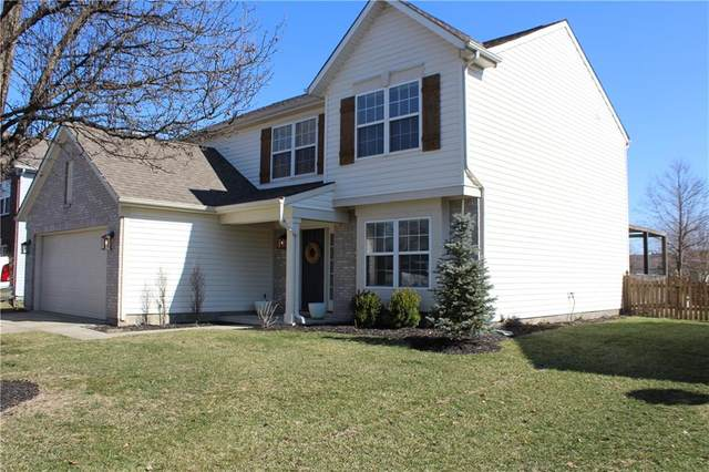 12671 Honors Drive, Carmel, IN 46033 (MLS #21696511) :: The Indy Property Source