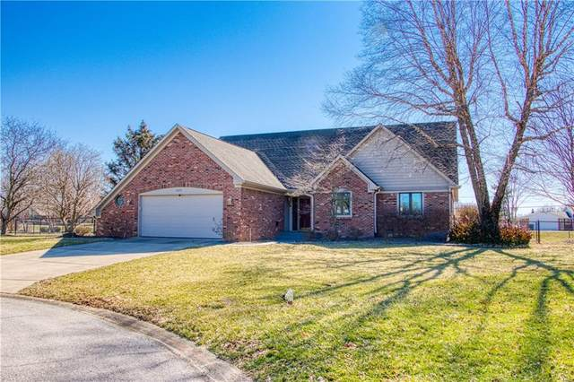 2675 Par Court, Greenwood, IN 46143 (MLS #21696514) :: The Indy Property Source
