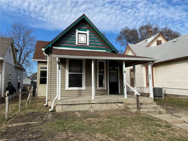 1516 Spann Avenue, Indianapolis, IN 46203 (MLS #21696527) :: The Indy Property Source