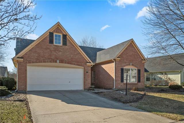 10839 Belair Drive, Indianapolis, IN 46280 (MLS #21696539) :: The Indy Property Source