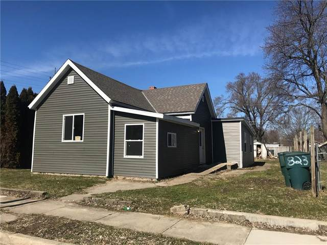 1612 W 15th Street, Muncie, IN 47302 (MLS #21696546) :: Richwine Elite Group