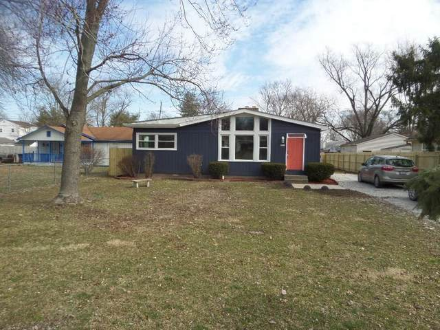 631 S Norfolk Street, Indianapolis, IN 46241 (MLS #21696549) :: The Indy Property Source