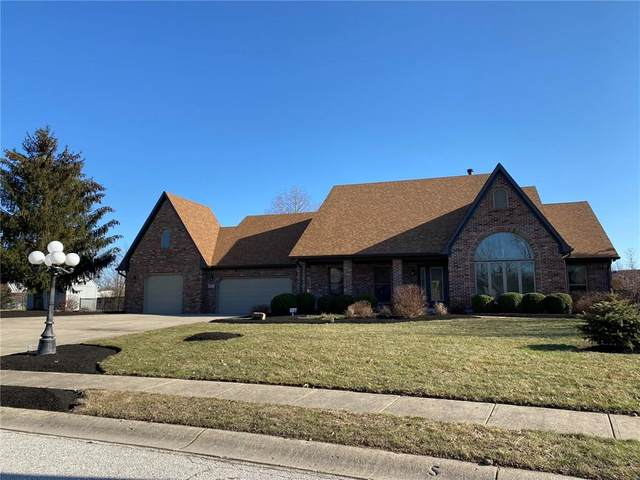 335 Concord Drive E, Danville, IN 46122 (MLS #21696564) :: The Indy Property Source