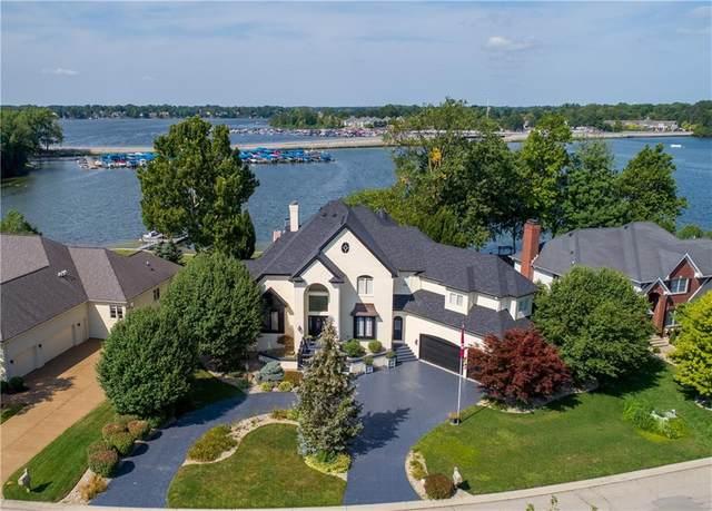 12949 Water Ridge Drive, Fishers, IN 46055 (MLS #21696591) :: Richwine Elite Group
