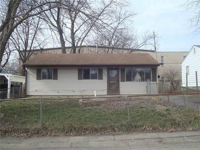 2570 S Harlan Street, Indianapolis, IN 46203 (MLS #21696604) :: The Indy Property Source