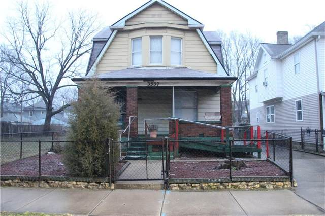 3537 N Illinois Street, Indianapolis, IN 46208 (MLS #21696614) :: Richwine Elite Group