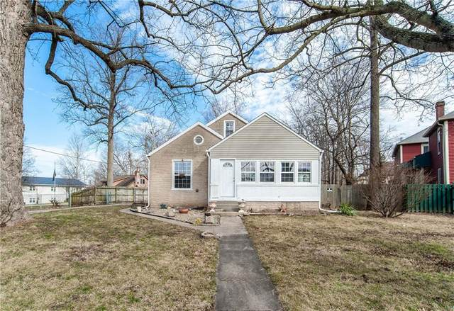 251 N Monroe Street, Mooresville, IN 46158 (MLS #21696636) :: The Indy Property Source